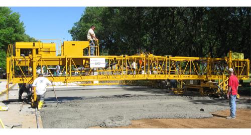 5000 Highway Paver Terex Bid Well