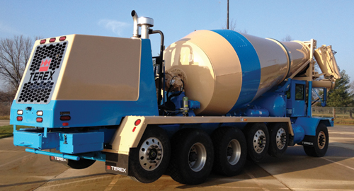 Fd6000 Michigan Stretch Concrete Truck Terex Advance