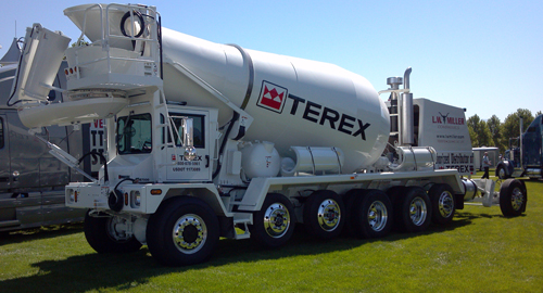 27b02afab714 Terex Advance Front Discharge Mixer Trucks