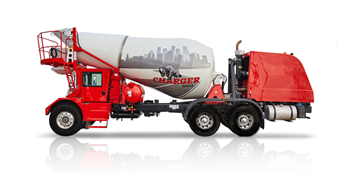 Fdc300 Charger Series Concrete Mixer Truck Terex Advance
